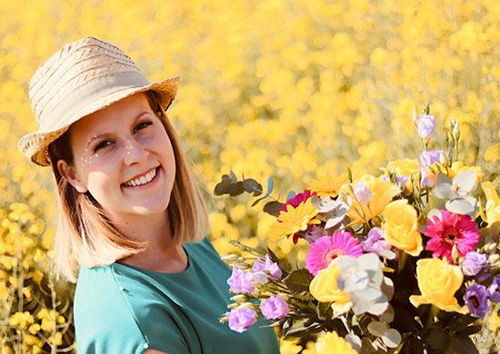 Sophie Darras fleuriste à Phalempin